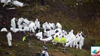 Download Cae Avión de LaMia con jugadores del Club Chapecoense en Colombia Video Accidente deja 76 muertos Video