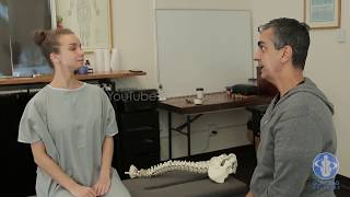 Download Ballet Teacher with Neck and Hip Pain HELPED - Part 2 -Dr. Rahim Gonstead Chiropractor Video