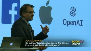 Download Prediction Machines: The Simple Economics of Artificial Intelligence Video