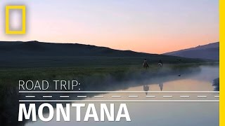 Download Road Trip: Travel Through Scenic Montana in 90 Seconds   National Geographic Video