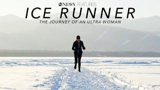 Download 'Ice Runner': Running across the world's deepest lake Video