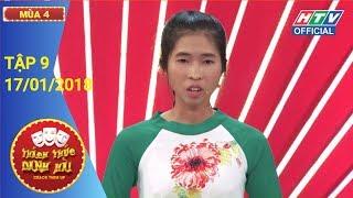 Download HTV THÁCH THỨC DANH HÀI MÙA 4 | Xuất hiện thí sinh thắng 100 triệu | TTDH #9 FULL | 17/1/2018 Video