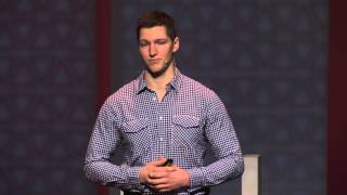 Download How to make healthy eating unbelievably easy | Luke Durward | TEDxYorkU Video
