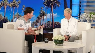 Download Mark Wahlberg Gets a Rare Watch from Ellen for His Birthday Video