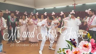 Download TINZ AND MOANA'S WEDDING | 20.10.18 Video