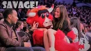 Download NBA SAVAGE MASCOT MOMENTS Video