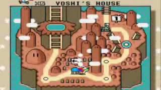 Download Super Mario World SNES - Complete map Video