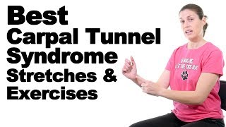 Download 5 Best Carpal Tunnel Syndrome Stretches & Exercises - Ask Doctor Jo Video