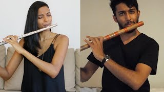 Download New Rules - Dua Lipa Flute Cover | COLLAB Video