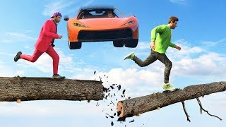 Download HOW DID HE SURVIVE THIS?! (GTA 5 Funny Moments) Video