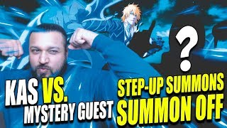 Download NEW YEAR STEP UP SUMMON OFF KAS VS. MYSTERY GUEST Bleach Brave Souls Video