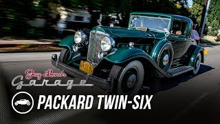 Download 1932 Packard Twin-Six: A Tribute to Phil Hill - Jay Leno's Garage Video