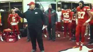 Download Chiefs vs Raiders - Postgame Locker Room Celebration Video