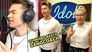Download SVERIGES BÄSTA SÅNGCOACH LÄR MIG SJUNGA + COVER Video