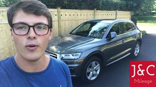 Download 2018 Audi Q5 1000 Mile in Review Video