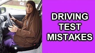 Download Learner Takes Driving Test In Her Own Car - Speeding On Driving Test Video