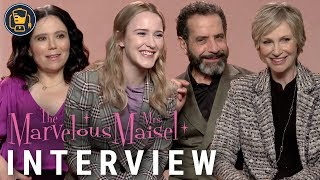 Download The Marvelous Mrs. Maisel Cast Interviews with Rachel Brosnahan, Tony Shalhoub and More Video