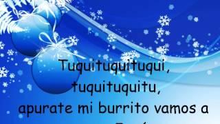 Download Burrito Sabanero (Villancico) + Letra Video
