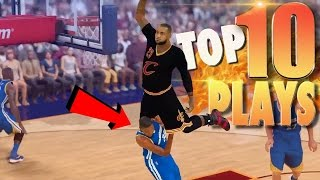 Download NBA 2K17 TOP 10 Most Disrespectful Dunks, Ankle Breakers & Trick Shots Video