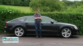 Download Audi A7 review - CarBuyer Video