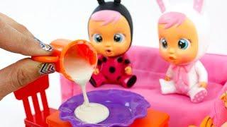Download Coney no Quiere Tomar Papilla 🍼 Bebés Llorones Video