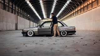 Download Dimii's Beautiful BMW E30 | Air Lift Performance Video