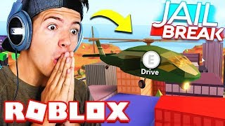 Download SPENDING ALL MY ROBUX ON THE NEW ARMY HELICOPTER!! Roblox Jailbreak Update Video