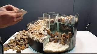 Download YAPAY ŞELALE AKVARYUM - Cam ve Taşların Harika Görüntüsü (DIY) Video