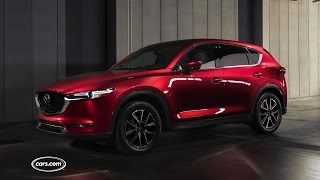 Download 2017 Mazda CX-5 Review: First Impressions Video