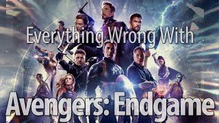 Download Everything Wrong With Avengers: Endgame In Time Travel Minutes Or Less Video