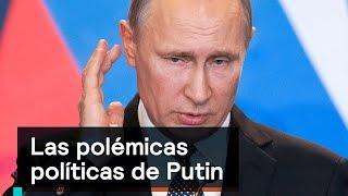 Download Las polémicas políticas de Putin - Foro Global Video