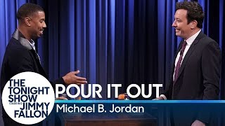 Download Pour It Out with Michael B. Jordan Video