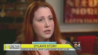 Download Dylan Farrow Details Alleged Abuse By Woody Allen In 1st TV Interview Video