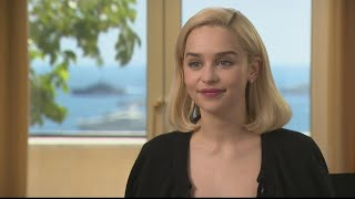 Download Cannes 2018: Emilia Clarke, from dragons to Millennium Falcon Video