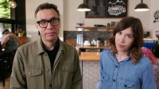 Download Fred and Carrie's White Supremacist Warning Signs | Full Frontal on TBS Video