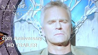 Download STARGATE SG1 20th Anniversary Trailer #1- Richard Dean Anderson Video