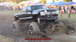 Download BADDEST TRACTOR MUD TRUCKS IN ZWOLLE LA PART 2!!! Video