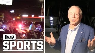 Download Jerry Jones- Who Needs Manziel...We Got Dak Prescott! | TMZ Sports Video