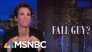 Download Possible Saudi Fall Guy For Jamal Khashoggi Also Trump Camp Middle Man | Rachel Maddow | MSNBC Video