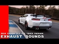 Download 2018 Camaro ZL1 1LE Track Package Engine & Exhaust Sounds At The Racetrack Video