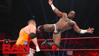 Download Apollo Crews vs. Curt Hawkins: Raw, April 24, 2017 Video