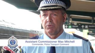Download Police roll out Body Worn Video to Police Transport Command officers Video