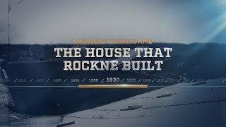 Download Onward Notre Dame: The House that Rockne Built Video