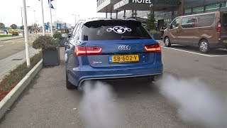 Download DECAT Audi RS6 Avant Performance with Milltek Exhaust! LOUD REVS & ACCELERATIONS! Video
