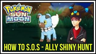 Download HOW TO FIND SHINY POKEMON IN POKEMON SUN AND MOON! SOS/Ally Shiny Hunting Method! Video