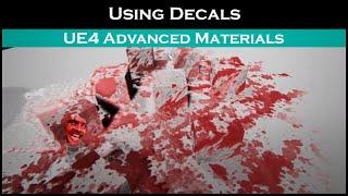 Ue4: advanced materials (Ep  8 Using Alpha/opacity masks