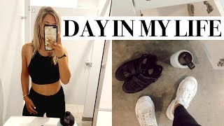 Download an ACTIVE day in my life: yoga, spin class, swimming Video