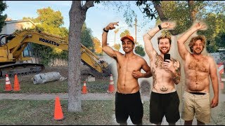 Download WHY THEY HAD TO DEMOLISH OUR OLD HOUSE!! Video