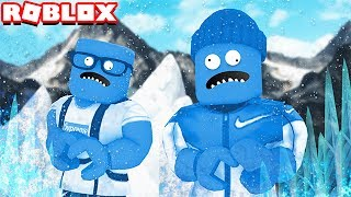 Download FREEZING TO DEATH IN ROBLOX Video