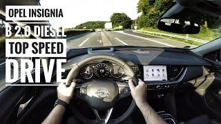 Download Opel Insignia B 2.0 Diesel 4x4 Sports Tourer (2017) - POV on German Autobahn - Top Speed Drive Video